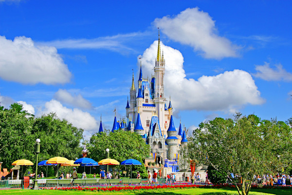 Magic Kingdom - Disney Wall Art | William Drew Photography