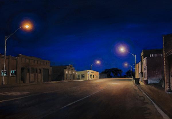 Nocturne, Estancia New Mexico