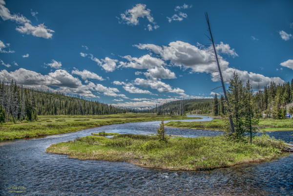 Photo of Snake River Oxbow, d'Ellis Photographic Art photographs, Bill