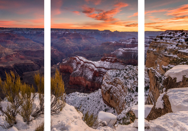 South Rim Sunrise, Grand Canyon