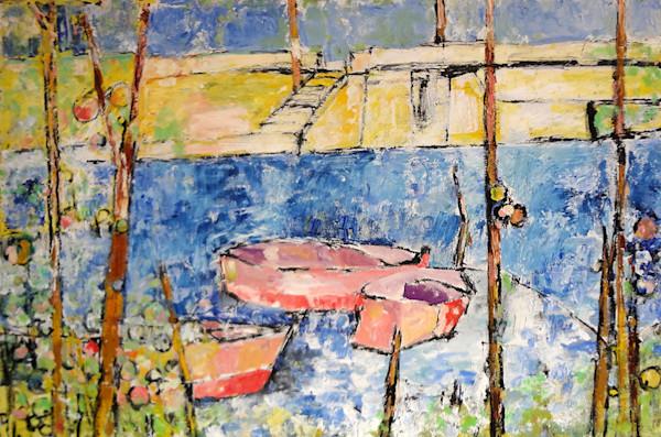 Boats in Spring