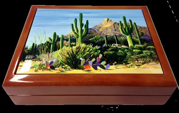 Wooden Keepsake Box | Southwest Gifts | First Light