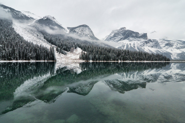 Emerald Lake by Matt Jenkins | SavvyArt Market photography