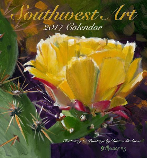 Southwest Art Calendar | Madaras Gallery