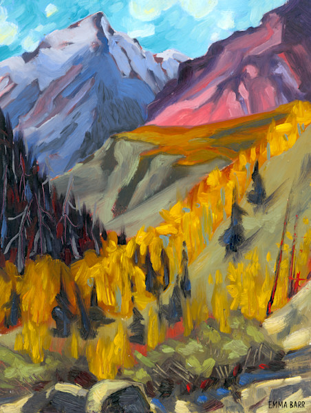 Exploring the Alsek Trail | Deluxe Canvas Print | Emma Barr Fine Art