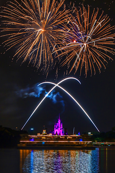 Two Bursts - Disney Wall Art | William Drew Photography
