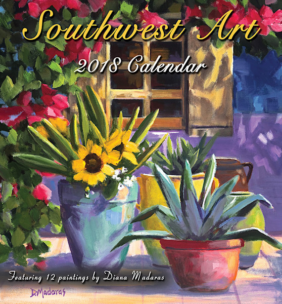 Southwest Art Calendar | Madaras Gallery