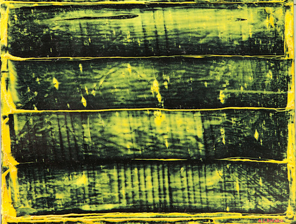 Screaming Woods by A.C Pifaro | SavvyArt Market original painting