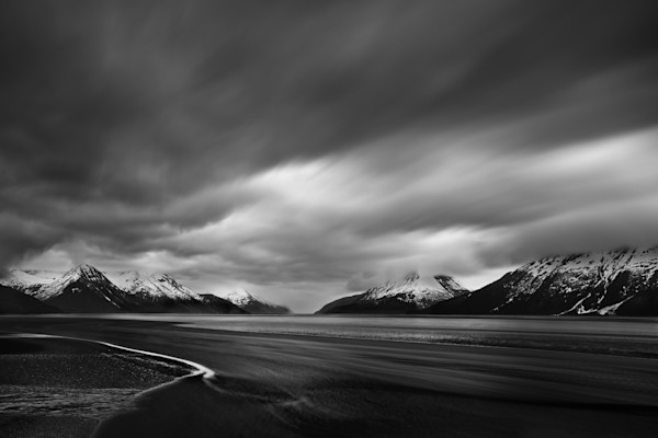 Wind Over Turnagain Arm