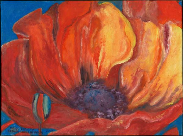 """Inside Beauty"" by Denise Dahlheimer | Prophetics Gallery"