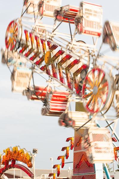 Carnival Blur