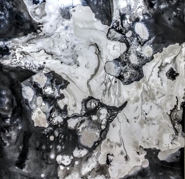 Marble in the Moonlight by Briar Emond   SavvyArt Market original painting