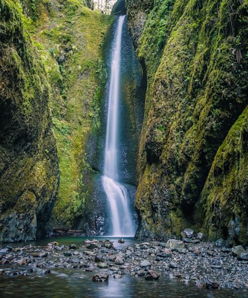 Oneonta Falls-Columbia Gorge