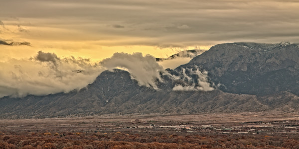 Photograph of Sandia Skyscapes #11, d'Ellis Photographic Art, Bill & Elsa