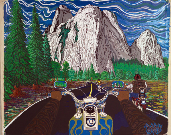 """California artist Ryan Adams displays his original paintings of CA landscapes here for your enjoyment. Art  Reproductions of his works in the form of wood, metal or fine art paper are available"""