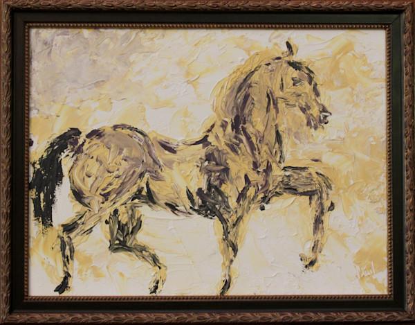 Leo's Horse   $595.00