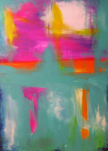 """""""Ecstasy of Colour"""" by Anke Weimer 