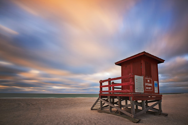 Guardian - Clearwater Beach, Florida by Andrew Vernon