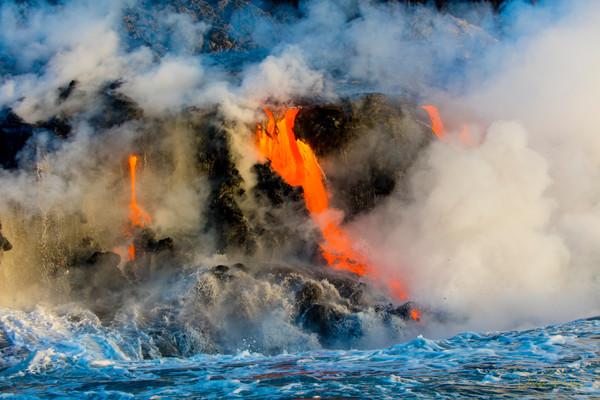 Photograph, Kilauea Volcano