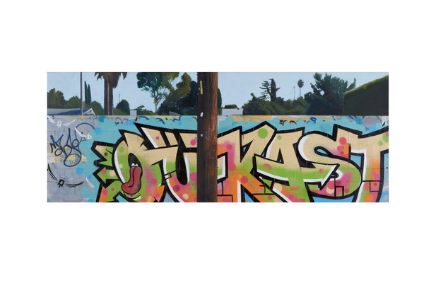 Outkast | Graffiti Inspired Art Collaboration by Karlos Marquez
