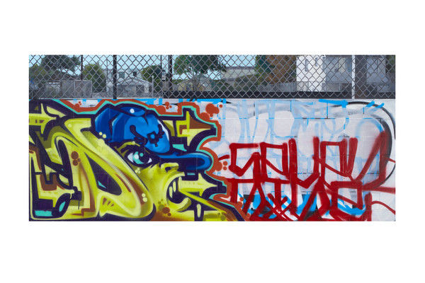 The Hood | Graffiti Inspired Collaboration with Karlos Marquez