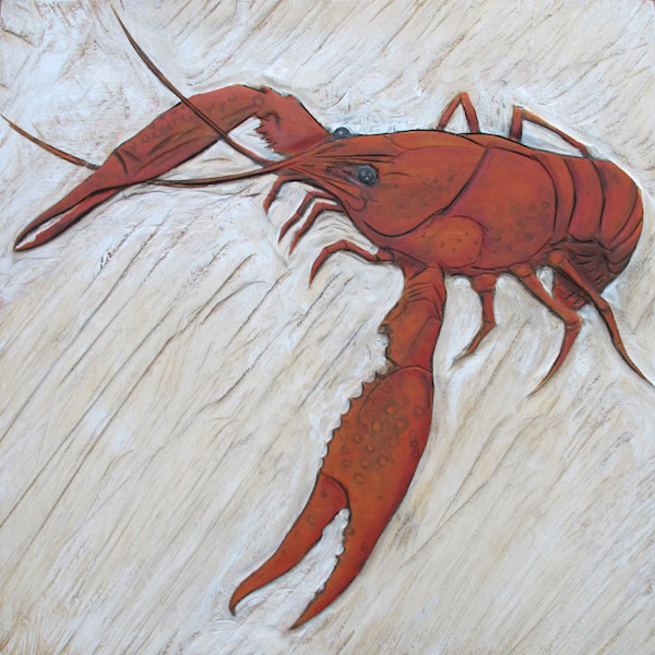 Buy Crawfish artwork