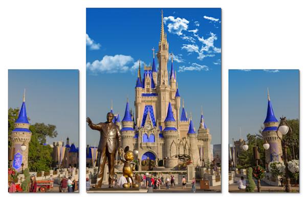 Disney - Triptych Art | William Drew Photography