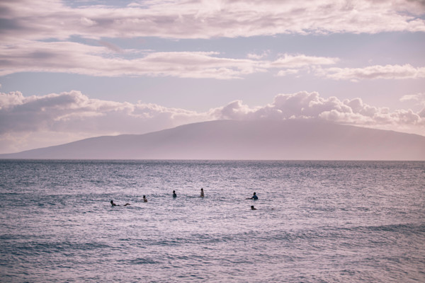 Paddle Out, Maui