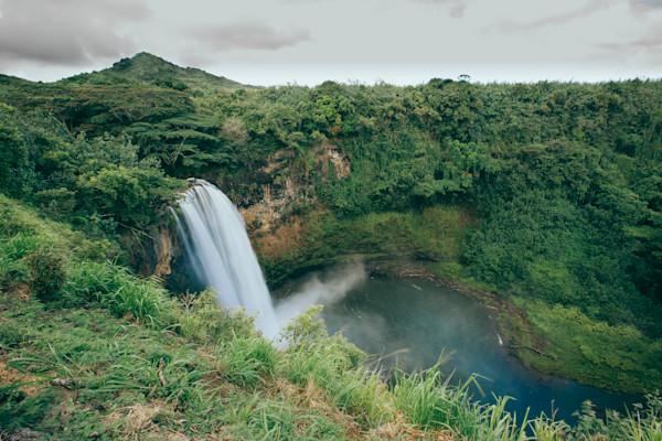 Kauai Waimea Falls