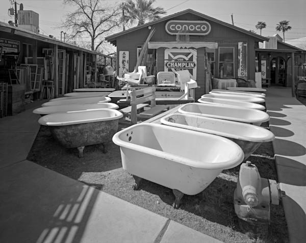 Fifteen Bathtubs