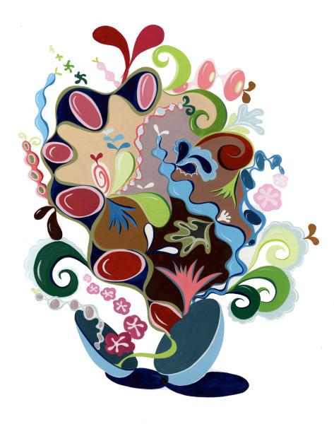 Gouache Paintings