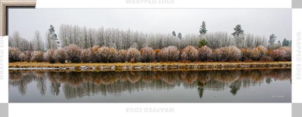 Oregon & National Park Framed Canvas Wrap Prints for Sale