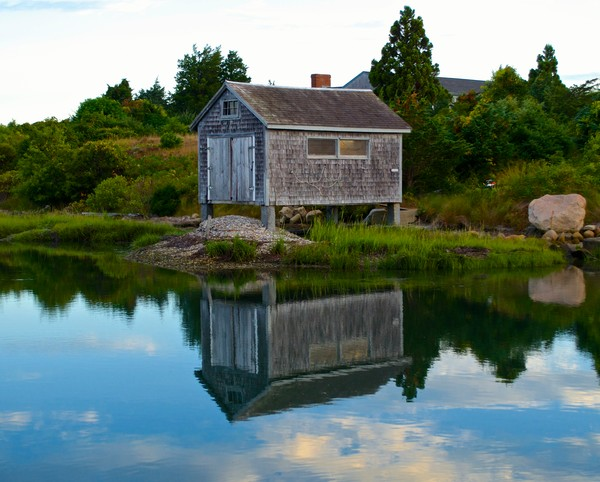 Quitsa Clamshack in Chilmark on Martha's Vineyard Island