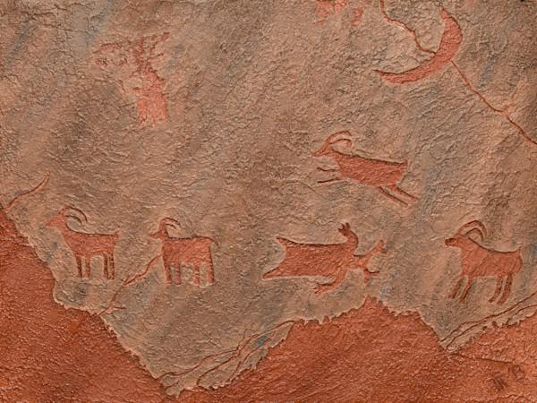 Native American Petroglyph Art for Sale | A Fine Finish Studio