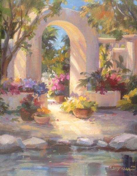 Path of Light | Southwest Art | Betty Carr