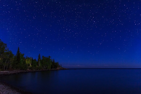 Starry Night 3 - Fine Art Landscape Photography | William Drew