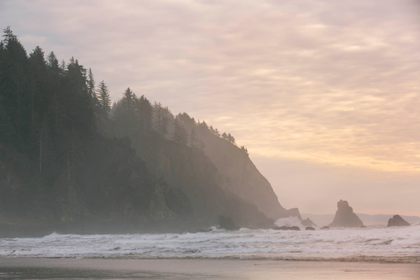 Oregon Coast Point