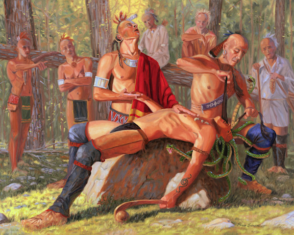 Deganawidah the Great Peacemaker of the Iroquois