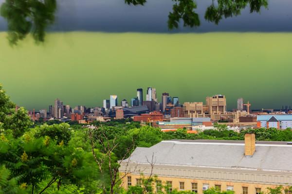 Storm 4 - A Minneapolis Fine Art Print | William Drew Photography