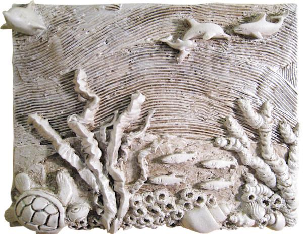 Original High Bas Relief Art for Sale | A Fine Finish Studio