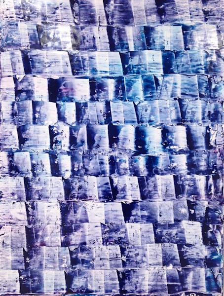 Midnight in Jupiter by A.C Pifaro | SavvyArt Market original painting