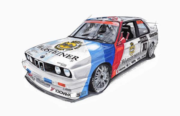 bmw m3 racecar