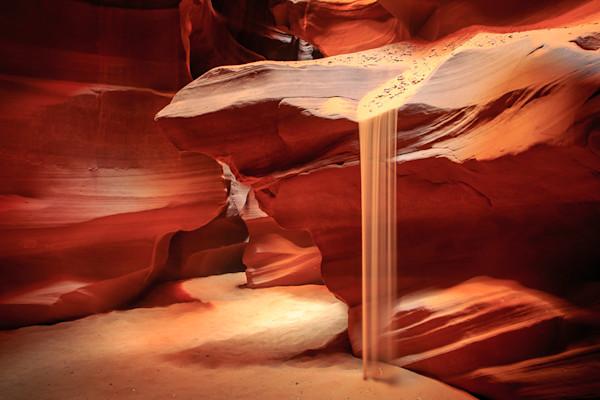 Sandfall
