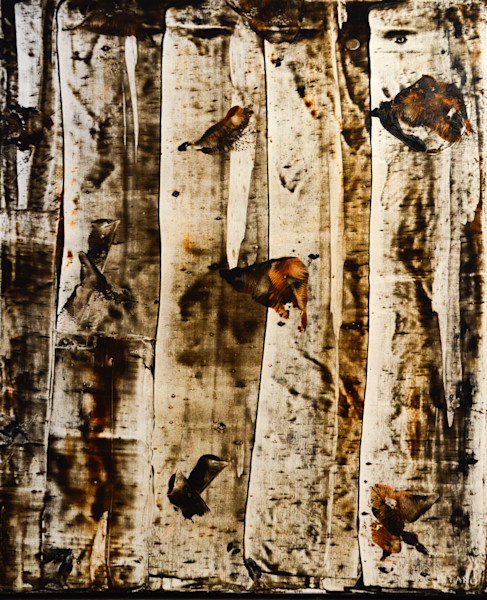 The Good Hunter by A.C Pifaro | SavvyArt Market original painting