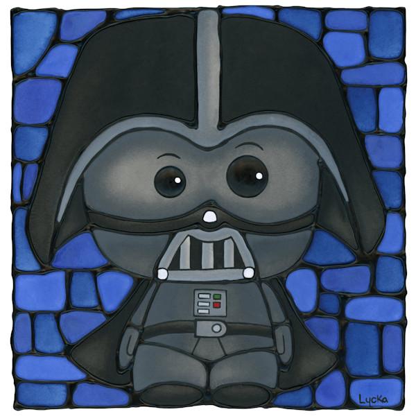 Vader - Blue Artwork