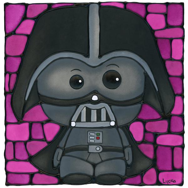 Vader - Pink Artwork
