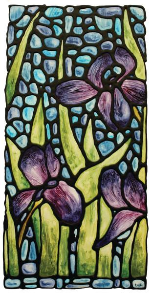 Quiet Iris Artwork