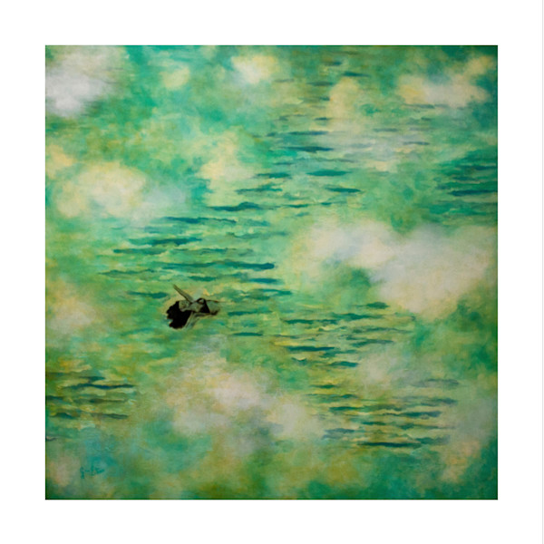 Fine Art Print - Floating in Time