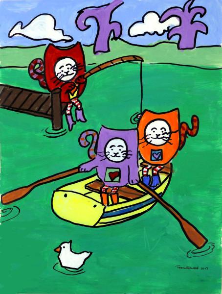 Cat-Boat