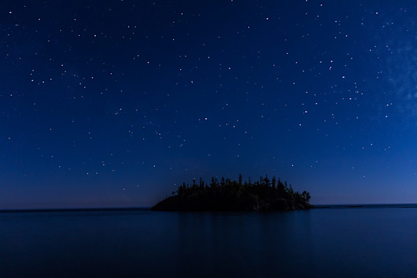 Starry Night 4 - Fine Art Landscape Photography | William Drew